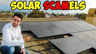 Tesla Solar and the Scam Solar Panel Business