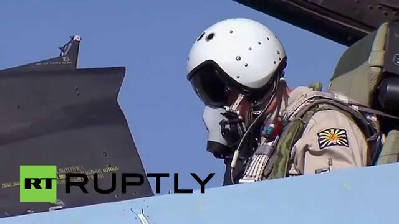 Rusia, más preparada que nunca en su operación antiterrorista en Siria
