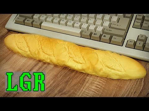 LGR Oddware - French Bread Wrist Rest