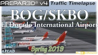 [P3D] Virtualcol - El Dorado International Airport (BOG/SKBO)
