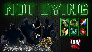 HoN OMG | Never Dying Again - Shadowblade - mrPut1n (Gold 2 - Rank) [680 GPM]