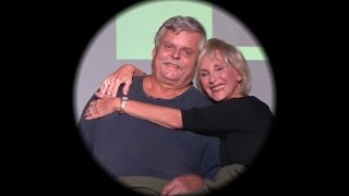MIchelle Moritz and Hal Blalock perform Good Night Guinevere After Dinner Theatre