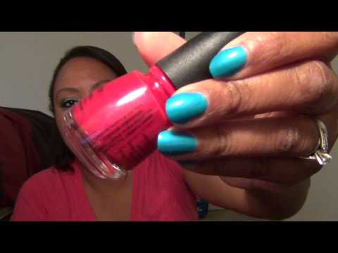 Nail Polish Haul China Glaze Off Shore Collection, Orly Baked Collection and More