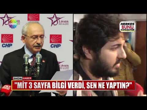 """Kılıçdaroğlu: """"MİT 3 sayfa bilgi verdi, sen ne yaptın?"""""""