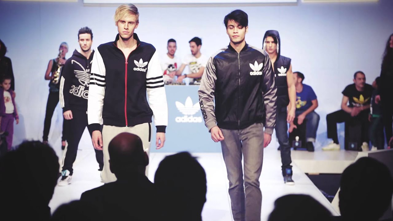 The Fruityman   Adidas Originals Fashion Show By Sissoko