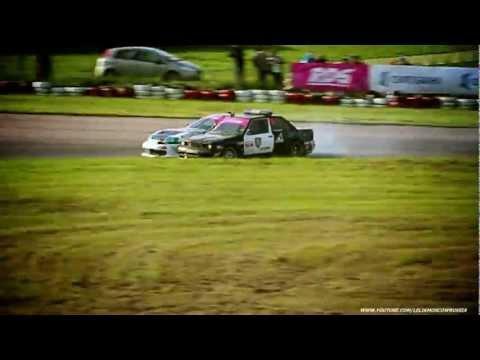 Шиков-Пучинин \ TOP16 \ 4stage \ Moscow \ Russian Drift Series RDS 2012