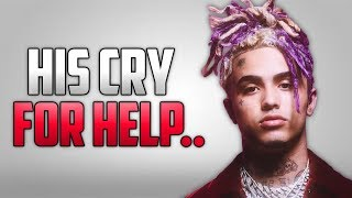 Lil Pump's Cry For Help
