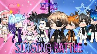 Girls VS Boys Gacha Life Singing Battle •SPECIAL 30K SUBS✓