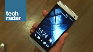 HTC One Hands on_ First Look, Features, Specs & Walkthrough