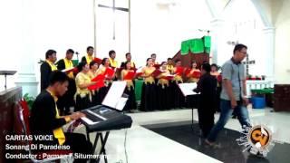 download lagu Caritas Voice - Sonang Di Paradeiso gratis