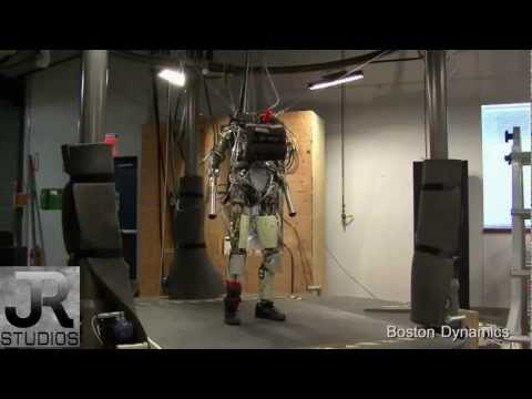 DARPA Technology And Military Robots Part 3