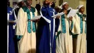 Traditional Christian Ethiopian wedding in church