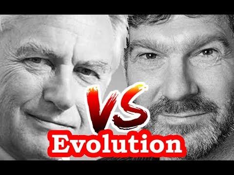 Richard Dawkins & Bret Weinstein - Evolution