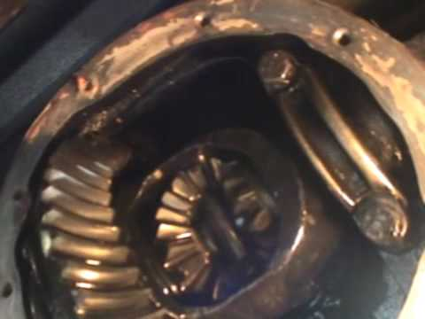 YouTube_Upload differential problem (Jeep Wrangler Sport)
