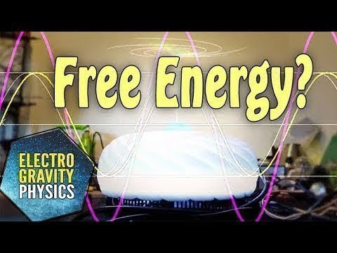 Free Energy Generator? - QT-Pi Device Exposed ~ Sacha Stone