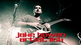"PERIPHERY Jake Bowen Breaks Down Solo In ""Luck As A Constant"""