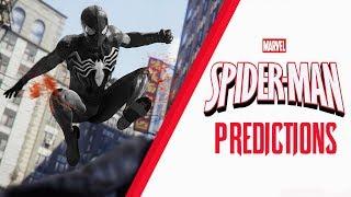 SPIDER-MAN PS4 SEQUEL PREDICTIONS!