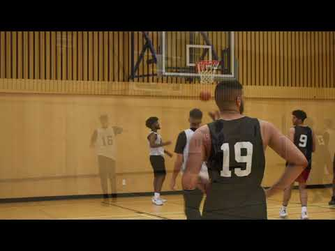 2018 Surrey Summer League - Mambas vs Washed Up - Roundball BC Mens Basketball League