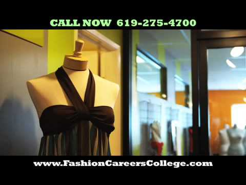 Fashion Careers College TV Commercial