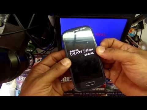 reparacion Samsung Galaxy SIII mini I8190 no enciende o se reinicia constantemente . se bloquea