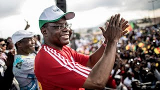 Cameroon's opposition leader Kamto charged with 'rebellion'