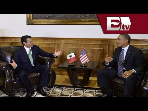 Cumbre Toluca 2014: Barack Obama terminó su viaje a México / Vianey Esquinca