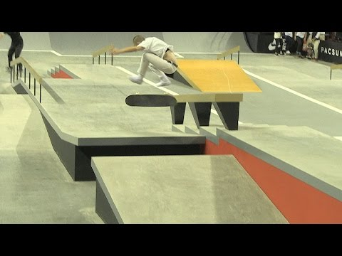 Blog Cam #107 - Street League Women's Practice Day 1