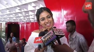 Heroine Siddhi Idhane Reaction on Jambalakidi Pamba Public Response   Srinivas Reddy