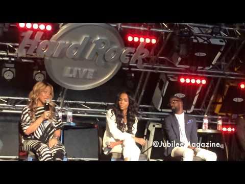 Erica Campbell & Michelle Williams Speak On Wardrobe Criticisms - Panel (@JubileeMagazine)