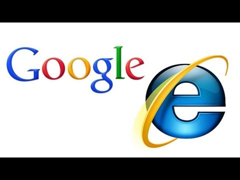 Microsoft Internet Explorer privacy settings thwarted by Google