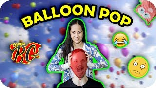 BALLOON POP CHALLENGE