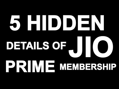 5 BENEFITS OF JIO PRIME MEMBERSHIP OF Rs: 99 | Advantage Of JIO PRIME | 303 PLAN HIDDEN DETAILS