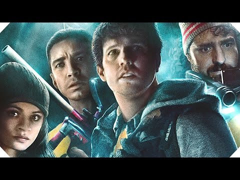 GHOST TEAM Movie TRAILER (Comedy - 2016)