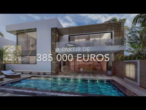 Les villas intemporelles - RES Villa - Grand Bay - Youtube Video