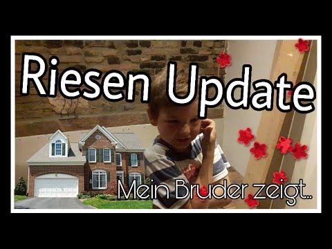 Riesen Update | Mein Bruder zeigt das Haus.. || Reborn Baby Deutsch