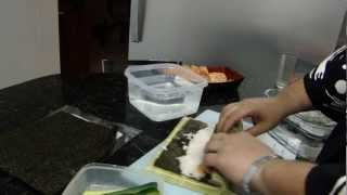 Cooking | Tutorial Como fazer Sushi Clássico Passo a Passo how to do classical Sushi Step by Step HD | Tutorial Como fazer Sushi Classico Passo a Passo how to do classical Sushi Step by Step HD