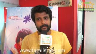 Biyon At Pudhusa Naan Poranthen Movie Team Interview