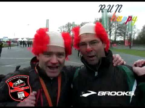 Fishermans Friend StrongmanRun 2009 mit BROOKS - Run Happy!