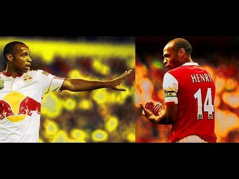 Thierry Henry - Skills And Goals - Arsenal & New York Red Bulls (1999-2013) | Hd video