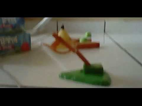 Angry Birds Knock on Wood Mini Movie