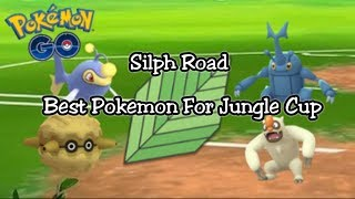 Best Pokemon For The Jungle Cup In Pokemon GO