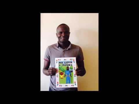 Reinner from Kenya ( Swahili Version) Mr.Litter & Friends Book
