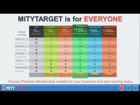 *** Mitytarget *** Free in - EARN! English. Start 8.09.2014