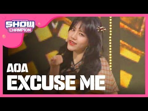 Show Champion EP.213 AOA - Excuse Me thumbnail