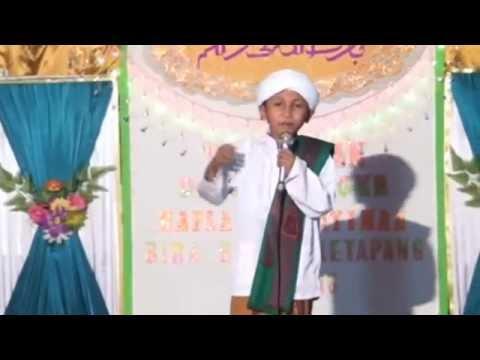 Ustadz Cilik (mohd Safi'ih) Ceramah Di Madura Ketapang Pire. video