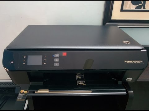HP Deskjet 3545 / 4500  Printer Quick REVIEW