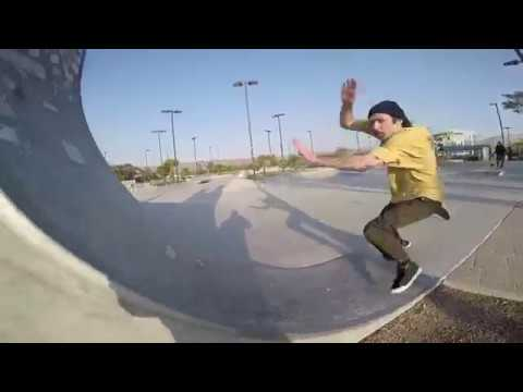 Fremont Skatepark 3 Day Session / California / Mitch Faber