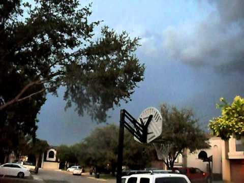 San Antonio Storm September 27, 2011