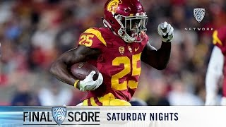 Highlights: USC football rides big offensive night past Cal