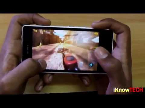 ASPHALT 8 Airborne Game Review on Sony Xperia ZR